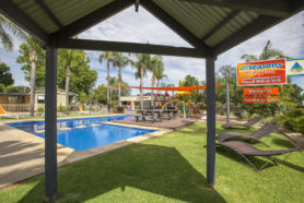 All Seasons Holiday Park Pool