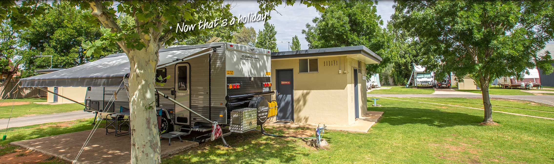 Caravan and Camping at All Seasons Holiday Park Mildura