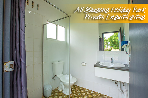 All Seasons Holiday Park ensuite