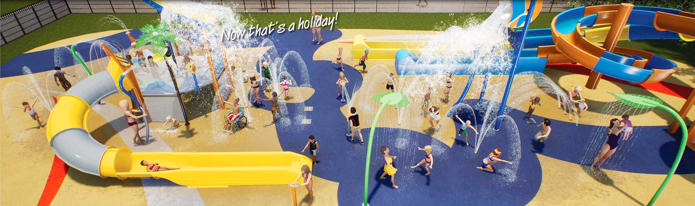 All Seasons Holiday Park Mildura Water Park