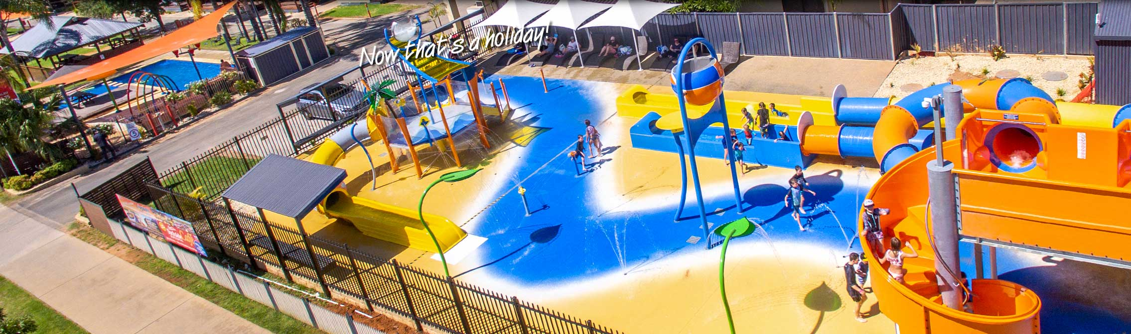 All Seasons Holiday Park Splash Park Mildura