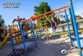 All Seasons Holiday Park Playground Mildura